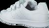 Weiße ADIDAS Sneaker STAN SMITH KIDS - small