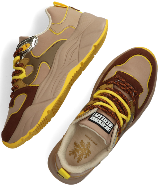 Braune SCOTCH & SODA Sneaker low CELEST  - large