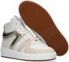 Weiße NUBIKK Sneaker high JIRO DUNK  - small