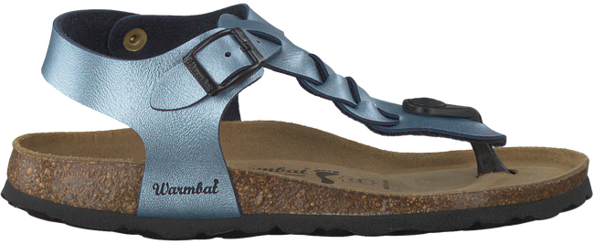 Blaue WARMBAT Sandalen 081509 - large