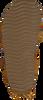 Gelbe SHOESME Sandalen BI20S080  - small