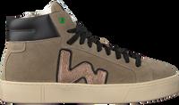 Beige WOMSH Sneaker high BASK  - medium