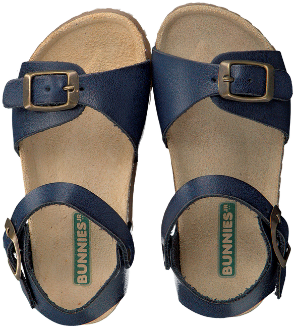 Blaue BUNNIES JR Sandalen BONNY BEACH  - large