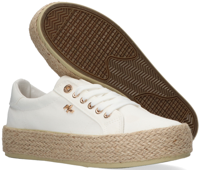 Weiße MEXX Sneaker low CHEVELIJN 03  - large
