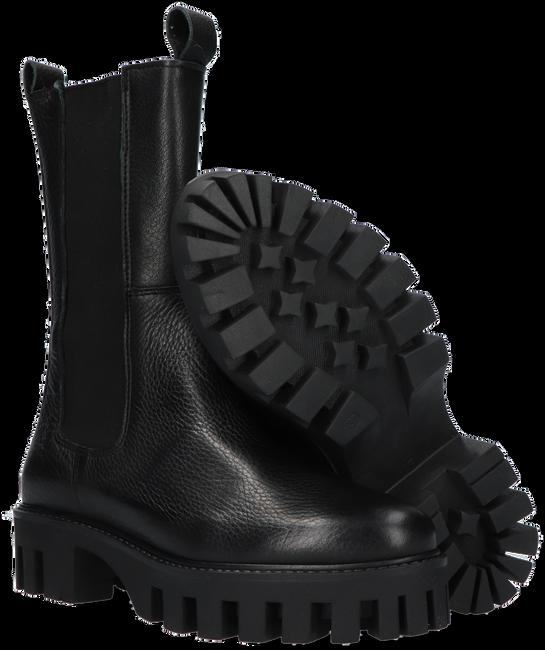 Schwarze OMODA Chelsea Boots CARTEL 20  - large
