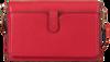 Rote MICHAEL KORS Umhängetasche PHONE CROSSBODY  - small