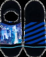 Mehrfarbige/Bunte XPOOOS Socken CITYLIGHTS INVISIBLE  - medium