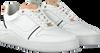 Weiße FRED DE LA BRETONIERE Sneaker low 101010128 FRS0713  - small