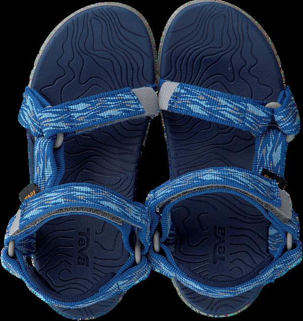Blaue TEVA Sandalen 1019535 HURRICANE 3  - large