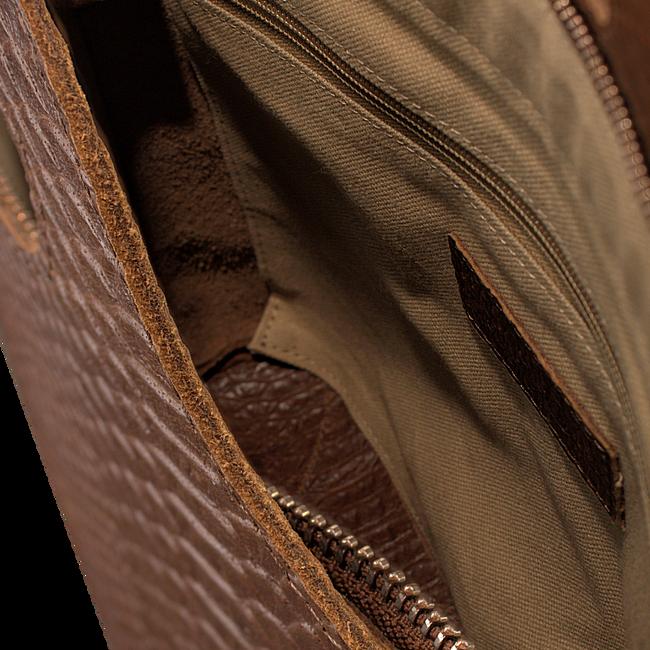 Braune MYOMY Handtasche MY CARRY BAG HANDBAG - large