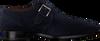 Blaue GREVE Business Schuhe RIBOLLA 1444  - small