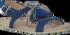 Blaue OMODA Sandalen KV6375 - small