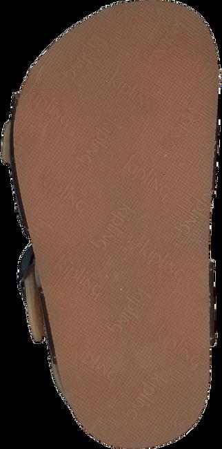 Roségoldene KIPLING Sandalen EASY 50 - large