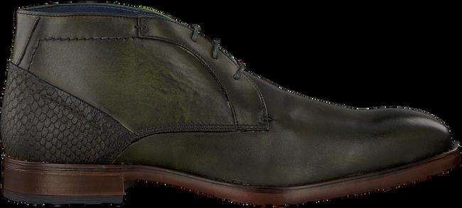 Grüne OMODA Business Schuhe 734-A - large