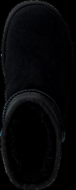Schwarze UGG Winterstiefel CLASSIC MINI UGG SPARKLE - large