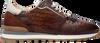 Braune GIORGIO Sneaker low 87520  - small