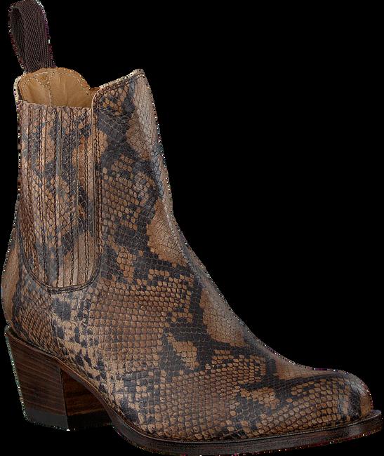 Cognacfarbene SENDRA Cowboystiefel 16151  - large
