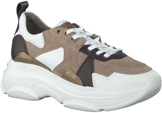Taupe KENNEL & SCHMENGER Sneaker 26500  - large