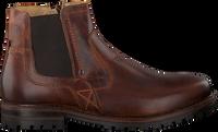 Cognacfarbene OMODA Chelsea Boots 710060 - medium