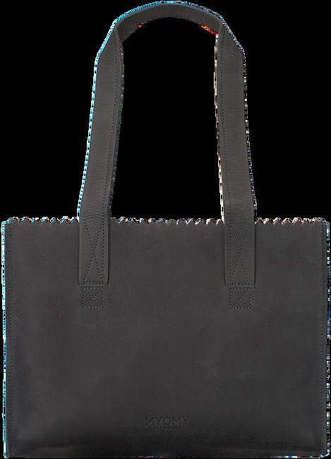 Schwarze MYOMY Handtasche HANDBAG - large