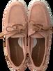 Braune TOMMY HILFIGER Slipper CLASSIC BOAT SHOE WMNS  - small