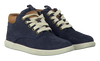 Blaue TIMBERLAND Ankle Boots GROVETON LEATHER CHUKKA - small