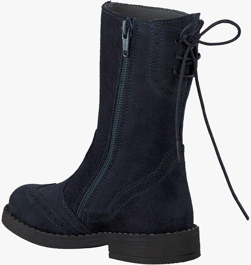 Blaue TON & TON Hohe Stiefel MK2870D9I  - larger
