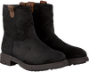 Schwarze MCGREGOR Ankle Boots KEET - small