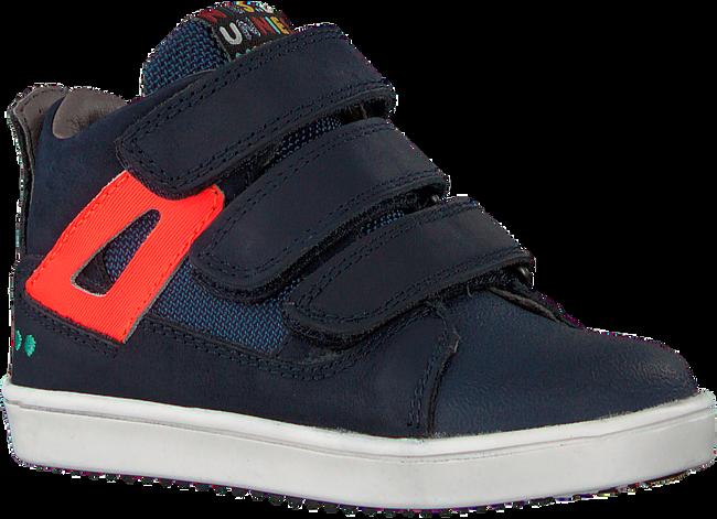 Blaue BUNNIES JR Sneaker high PATRICK PAT  - large
