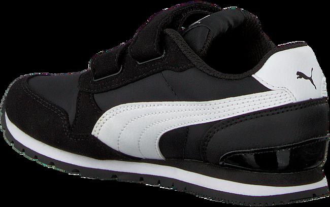 Schwarze PUMA Sneaker ST.RUNNER JR - large