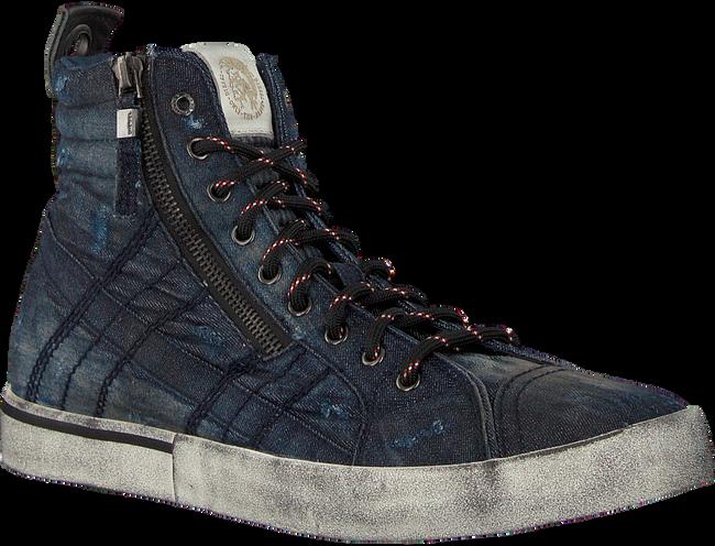 Schwarze DIESEL Sneaker D-VELOWS MID LACE - large