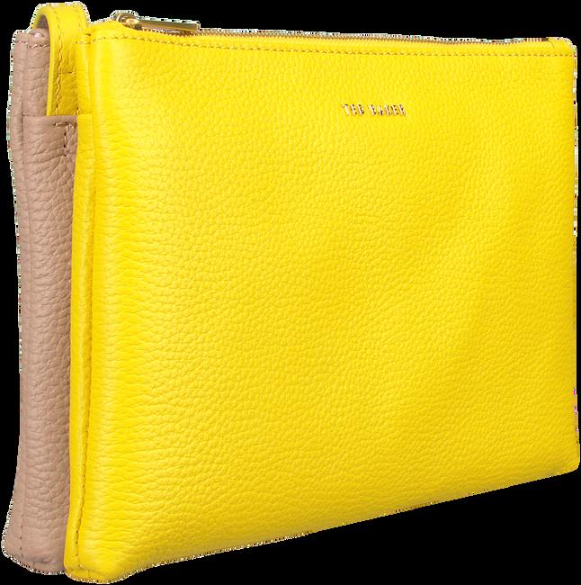 Gelbe TED BAKER Clutch COTTII  - large