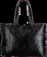 Schwarze MYOMY Handtasche WRAPPED WORKBAG  - medium