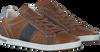 Cognacfarbene BJORN BORG Sneaker GEOFF CTR - small