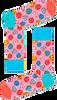 Mehrfarbige/Bunte HAPPY SOCKS Socken I LOVE YOU GIFT BOX  - small