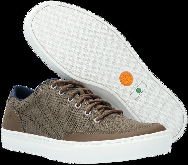 Grüne TIMBERLAND Sneaker low ADVENTURE 2.0 GREEN KNIT OX  - large
