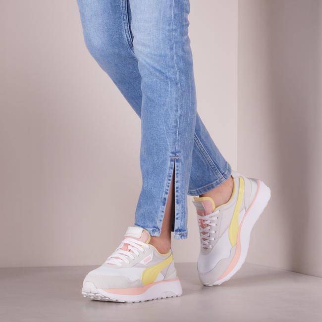 Beige PUMA Sneaker low CRUISE RIDER SILK ROAD WN'S  - large