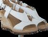 Weiße GABOR Sandale 62.821 - small