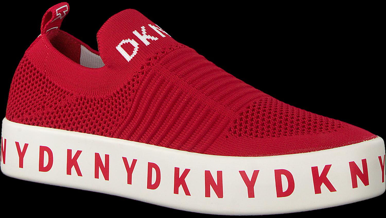 Slip On Omoda Dkny Brea Rote Sneaker vNwmn08
