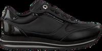 Schwarze TOMMY HILFIGER Sneaker low TH GLITTER RUNNER  - medium