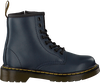 Blaue DR MARTENS Schnürboots DELANEY/BROOKLY - small