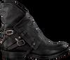 Schwarze A.S.98 Biker Boots 207235 19  - small