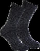 Graue MARCMARCS Socken RED ROME COTTON - medium