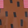 Braune STICKY LEMON Rucksack SPRINKLES LARGE  - small