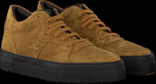 Cognacfarbene COPENHAGEN FOOTWEAR Sneaker CPH36M  - large