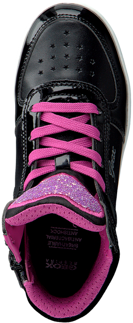 Schwarze GEOX Sneaker J844ME - large