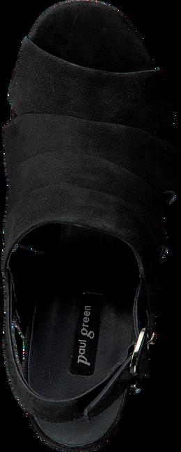 Schwarze PAUL GREEN Sandalen 7132 - large