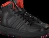 Schwarze ADIDAS Sneaker VARIAL MID - small