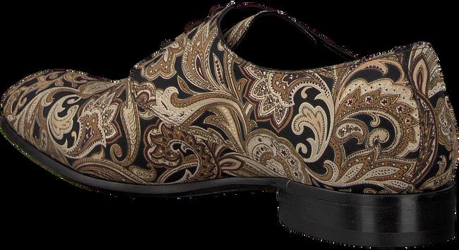 Braune MASCOLORI Business Schuhe MIDNIGHT RENAISANCE - large