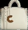 Graue COCCINELLE Handtasche CONCRETE 1801  - small